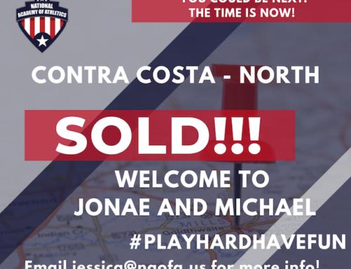 New Contra Costa North Area Captains